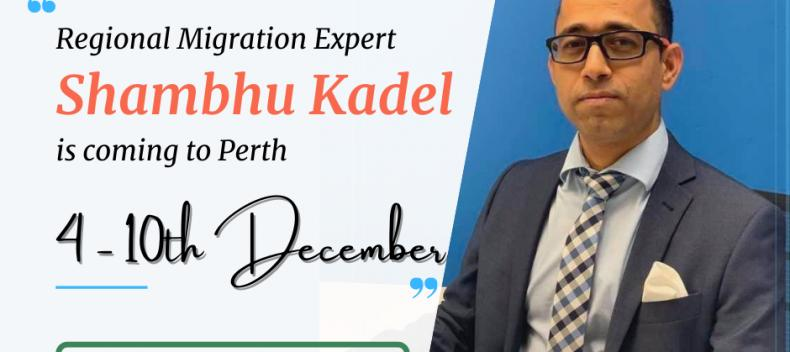 KBA Global Director heads to Perth - Available for consultations so book now!